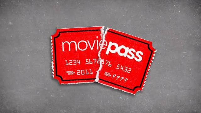 MoviePass is shutting down permanently, files for bankruptcy