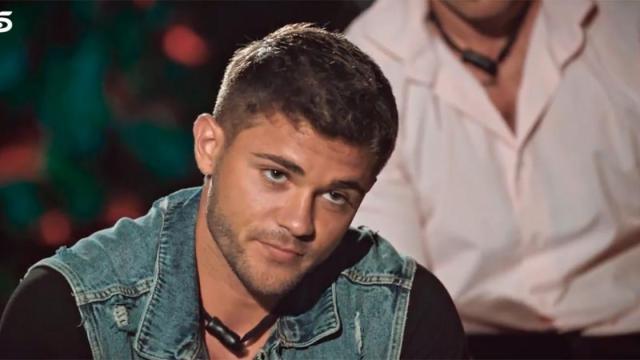 'La isla de las tentaciones': Ismael, se paraliza ante el 'edredoning' de Andrea