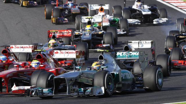 Equipe Mercedes pode deixar a Fórmula 1