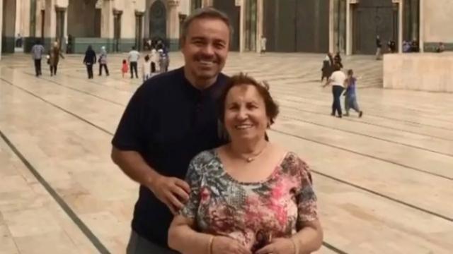 Maria do Céu, mãe de Gugu Liberato, relembra último dia ao lado do filho