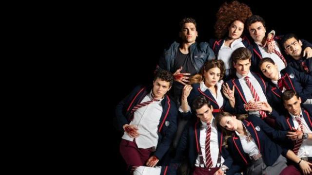 Élite 3: il sito Bluper rivela che ci sara' un rinnovo del cast dalle prossime stagioni