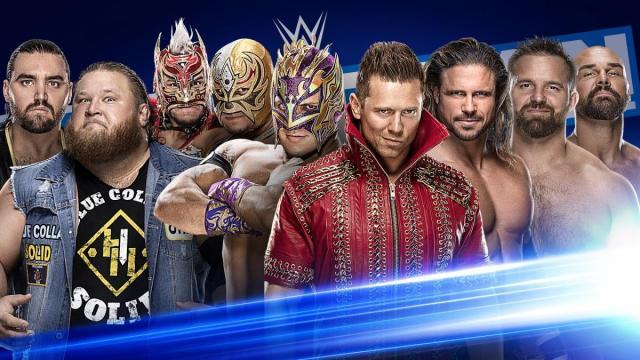 Shinsuke Nakamura defenderá o Intercontinental Championship no Smackdown desta noite