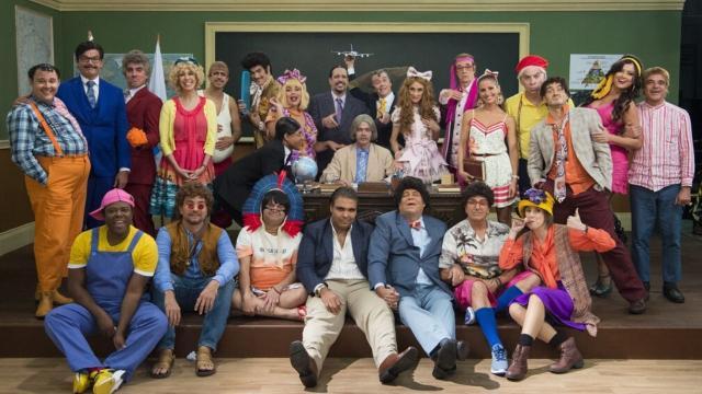 5 atores de 'A Escolinha do Professor Raimundo' nos dias atuais