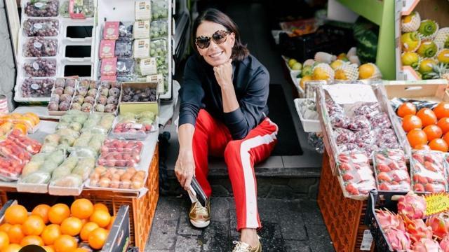 Carolina Ferraz critica Regina Duarte por prints