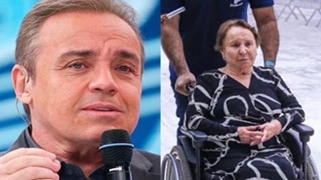 'Nunca vou perdoar', comenta mãe de Gugu sobre viúva do filho