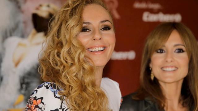 Ante la participación de su hija en 'Supervivientes', Rocío Carrasco calla