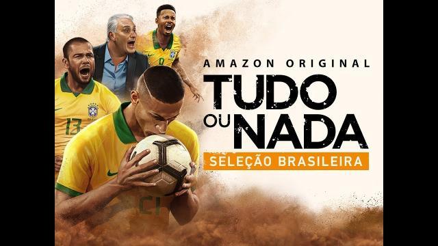 Conquista da seleção brasileira na Copa América de 2019 vira documentário