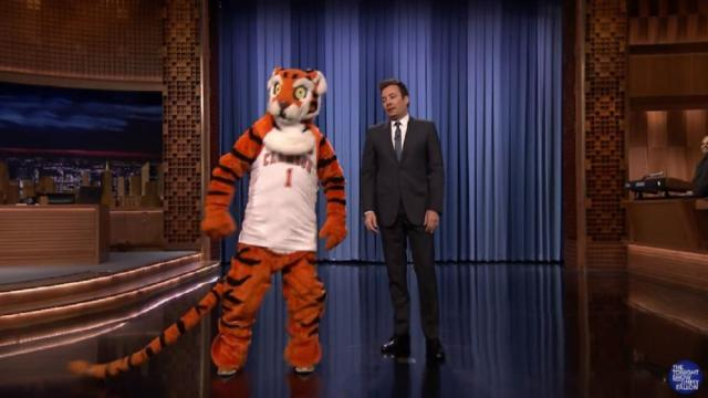 LSU Tigers' fans raise money for a new Clemson Tigers' mascot