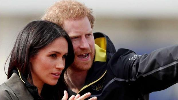 Prince Harry and Meghan believed to be house-hunting in Los Angeles