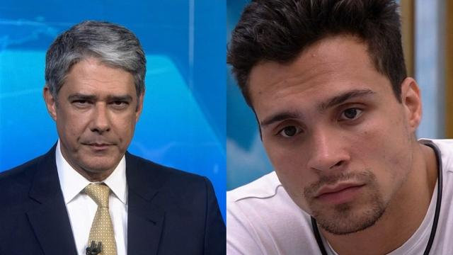 Petrix Barbosa se torna notícia do Jornal Nacional após suspeita de assédio no 'BBB20'
