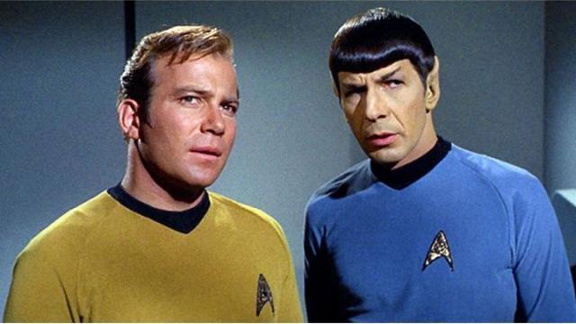 5 atores de 'Star Trek' que mudaram muito com o passar dos anos