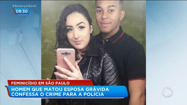 Rapaz confessa que matou esposa durante relação vítima