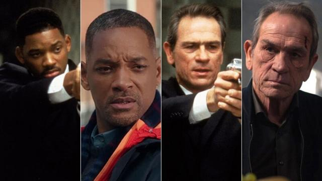 5 atores do elenco de 'Homens e Preto' hoje em dia