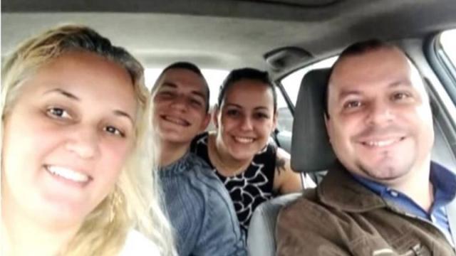 Suspeito afirma que filha autorizou morte de toda a família no ABC Paulista