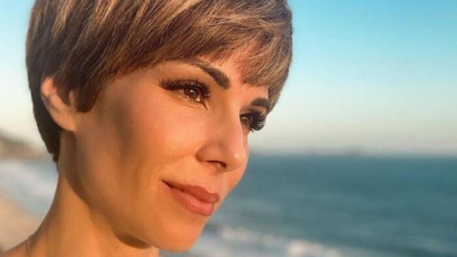Ana Furtado publica foto de sua última sessão de radioterapia