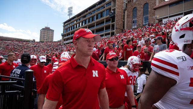 Scott Frost plays vital role in recruiting Tyler Crawford for Nebraska