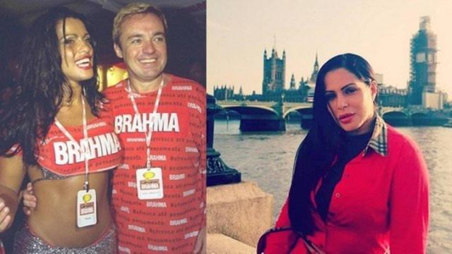 Fabiana Andrade, ex de Gugu, fala sobre sexualidade do apresentador: 'homem exemplar'