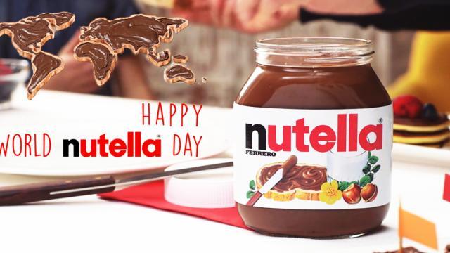 World Nutella Day, la crema spalmabile più famosa del mondo compie 56 anni