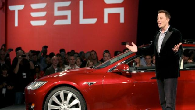 Tesla is now the most valuable US automaker ever