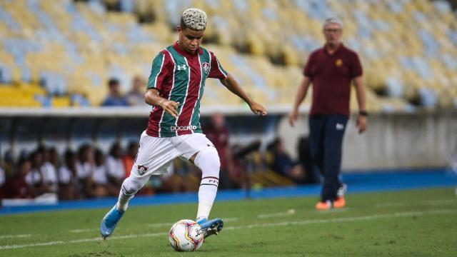 Com boas atuações pelo Fluminense, Miguel entra na mira dos clubes europeus