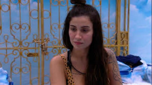 'BBB20': Boca Rosa chora e diz estar arrependida de não apoiar mulheres
