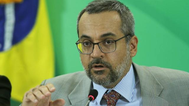 Parlamentares recorreram ao STF para pedir o impeachment de Weintraub