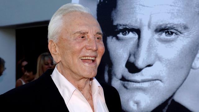 Fallece Kirk Douglas a los 103 años