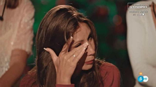 'Estoy rota de dolor' afirma Fani tras su salida de 'La isla de las tentaciones'