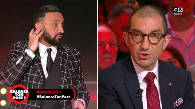 BTP : Cyril Hanouna accusé par Jean Messiha de racisme en direct