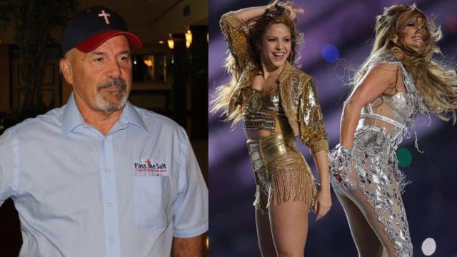 Ativista cristão quer processar Super Bowl por show de Jennifer Lopez e Shakira