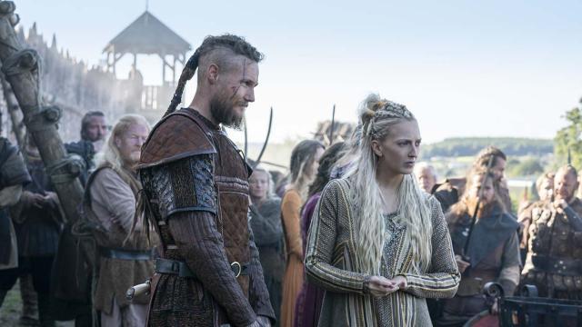 Astro que interpreta Bjorn em 'Vikings' deixa no ar sobre suposta morte do personagem