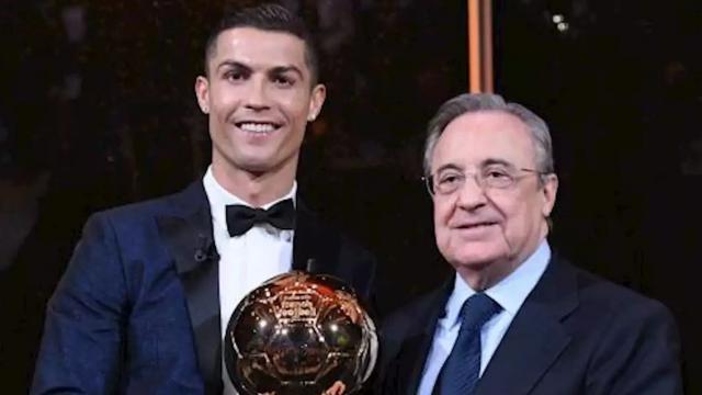 Mercato Real Madrid : Cristiano Ronaldo 'd'accord' avec Florentino Pérez pour sa retraite