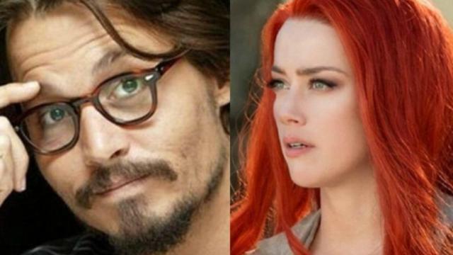 Aúdio vazado mostra que Amber Heard praticava violência doméstica contra Johnny Depp