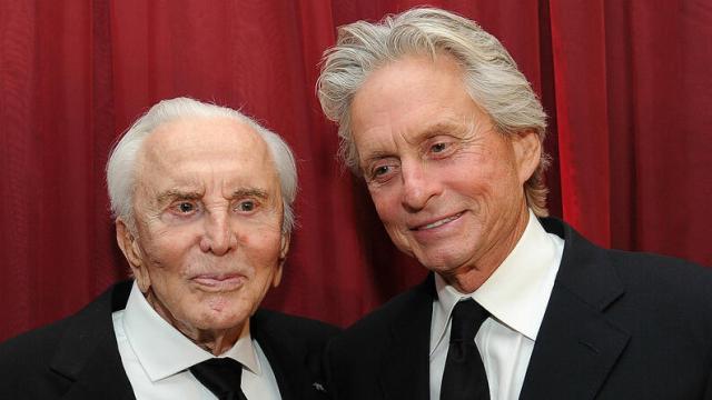Filho lamenta morte de Kirk Douglas, aos 103 anos: 'te amo'