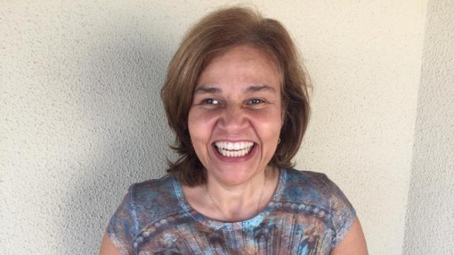 Atriz Cláudia Rodrigues deixa a UTI