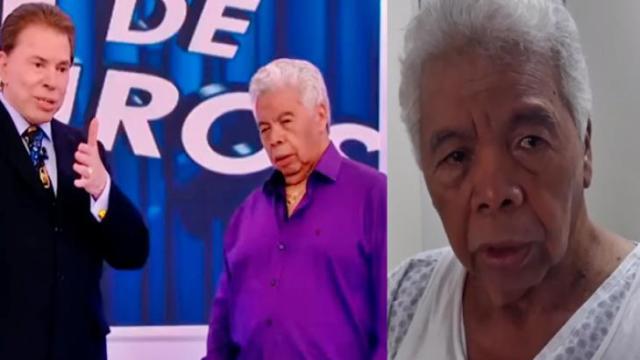 Assistente de palco de Silvio Santos há 50 anos, Roque, é internado em SP