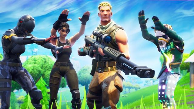 Aim assist might be too powerful in 'Fortnite'
