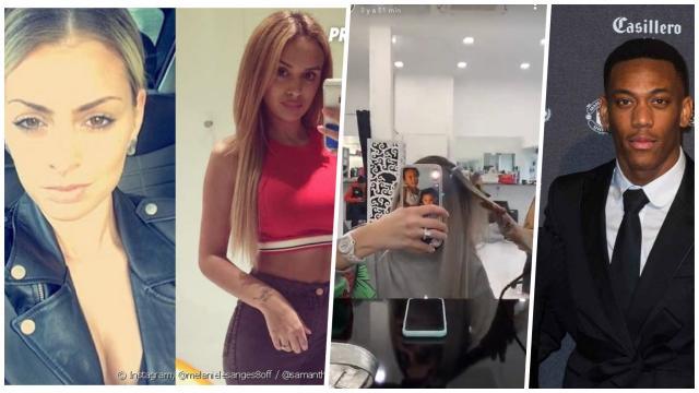 Samantha menace Mélanie Da Cruz pour avoir publié une photo de sa fille