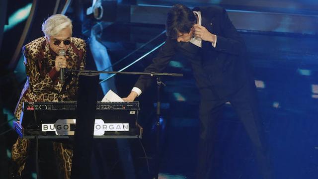 Sanremo, lite Morgan-Bugo: testimoni nel backstage 'Sono venuti alle mani, si insultavano'