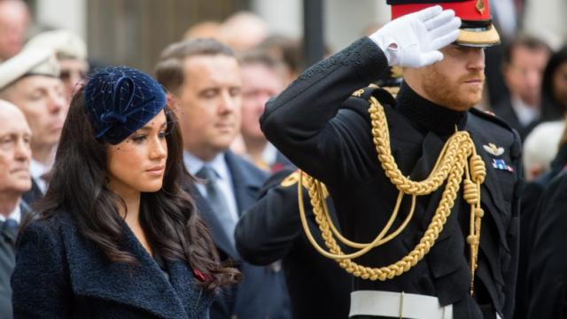 Prince Harry and Meghan will not attend the Oscars