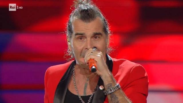 Sanremo, 'Gigante' di Pelù somiglierebbe a 'Keep Your Heart Broken' dei The Rasmus