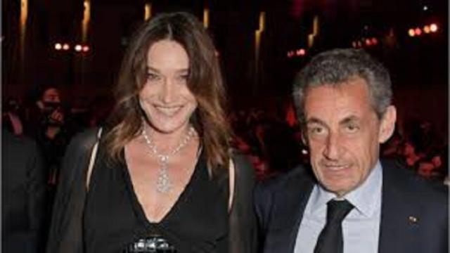Carla Bruni et Nicolas Sarkozy fêtent leurs 12 ans de mariage