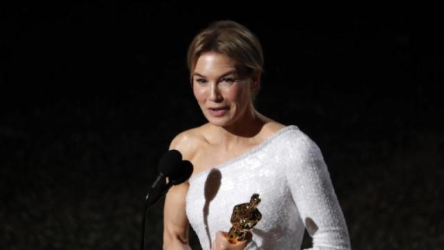 Reneé Zellweger ganhar Oscar de Melhor Atriz: 'olho para isto de outra forma'