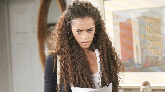 Beautiful, trama 11 febbraio: Zoe scopre che Phoebe è la figlia di Hope