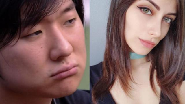 Ex-namorada de Pyong Lee, Katherine Chaise nega agressão