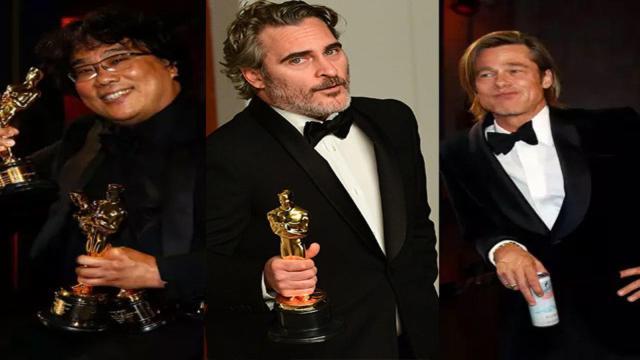 Premios Oscar 2020: Joaquin Phoenix obtiene su galardón y 'Parasite' se lleva cuatro