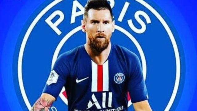 Mercato PSG : le 'rêve' Lionel Messi pour Paris