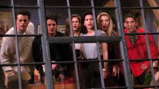 Si va concretizzando la Reunion della storica serie televisiva della HBO 'Friends'