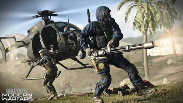 'Call of Duty: Modern Warfare' releases patch for Season 2