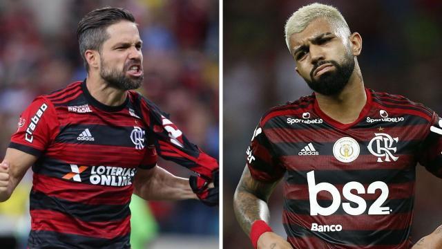 6 maiores salários de jogadores do Flamengo em 2019